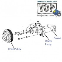 Water Pump| 3L CR4| Sumo Gold