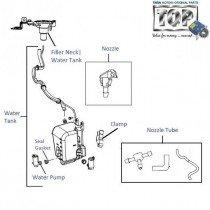 Wiper Fluid Tank & Pump| Manza| Manza Club Class