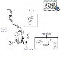 Wiper Fluid Tank & Pump| Vista| Vista Sedan Class