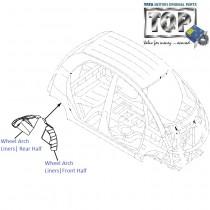 Wheel Arch Cover| Rear| Nano
