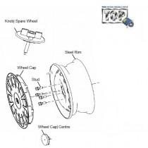 Wheel Rim & Cap| 1.4 NA Diesel |Indica V2