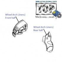 Wheel Arch Cover| Rear| Vista| Vista Sedan Class| Vista Tech