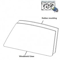 Windshield Glass| Xenon XT
