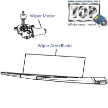 Wiper Motor| Rear| Safari Storme