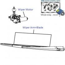 Wiper Motor| Rear| Safari Storme