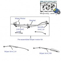 Wiper System| Front| Safari