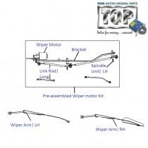 Wiper System| Front| Safari