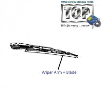Wiper Blade| Rear| Vista