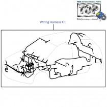 Wiring Harness Kit| 1.4 NA Diesel| Indica V2