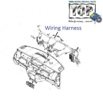 Wiring Harness| Dashboard| Vista Sedan Class