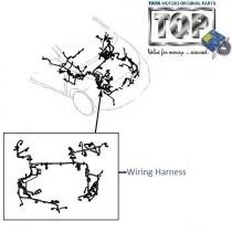 Front Wiring Harness| 1.3 QJet| Vista D90