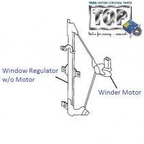 Components| Window Regulator| Safari| Safari (2008+)