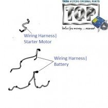 Wiring Harness| Battery & Starter Motor| 1.3 Qjet| Manza