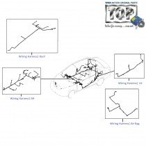 Wiring Harness| Body| 1.3 Qjet| Manza
