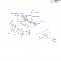 Car Engine Springs in addition Hyundai Hd45 in addition Body moreover Topics Bumper Hyundai in addition Parts. on 2013 hyundai accent front bumper