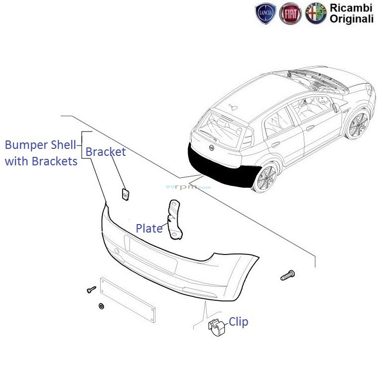 Generator Parts additionally How To Replace Timing Belt On Peugeot 206 1 4i 16v 2003 2006 moreover Bumper Rear Punto moreover How To Replace Timing Belt On Renault Clio 3 1 6 94kw 2009 as well US5626110. on engine spark plugs