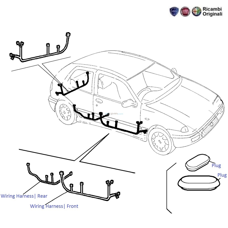 Fiat Lights Wiring Diagram