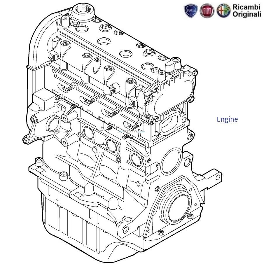 Atv Sprayer Plumbing Diagram Wiring Diagrams Schematics Fire Engine Drivetrain Well Ag Fiat Linea 1 4 Petrol Complete Bare