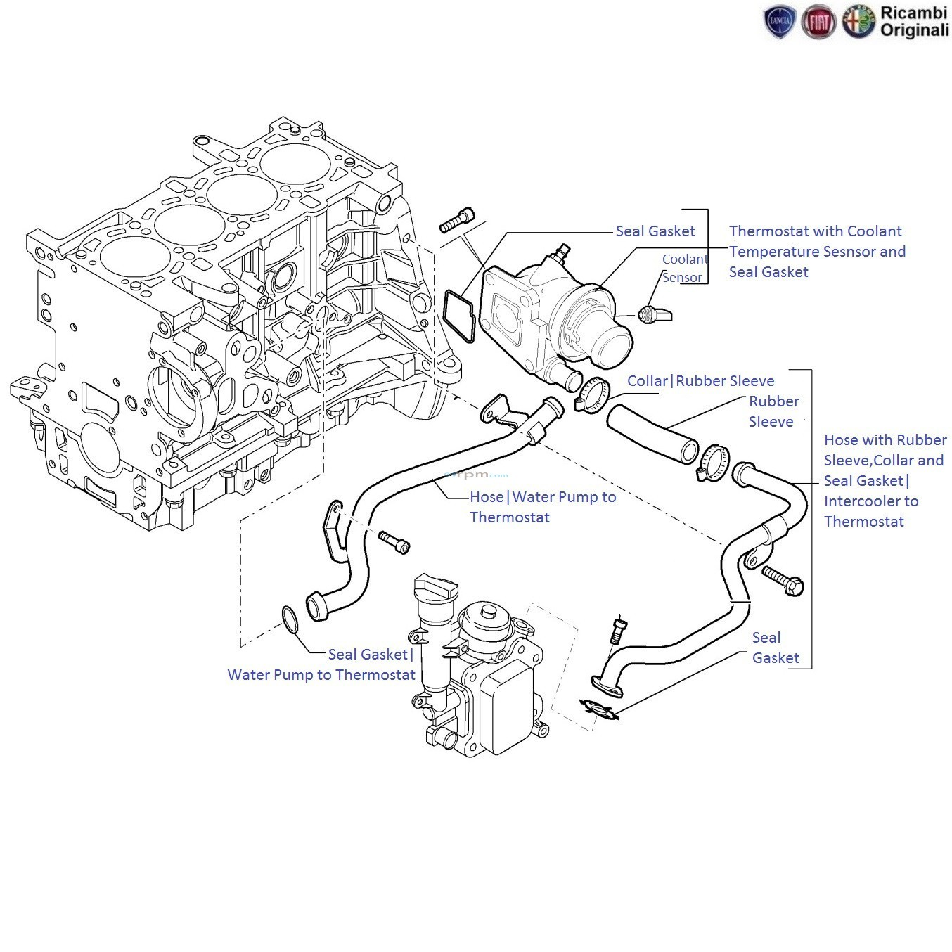 Fiat Engine Cooling Diagram Auto Electrical Wiring Diagram \u2022 Boat  Cooling System Fiat Engine Cooling Diagram