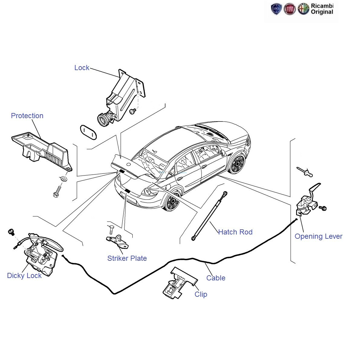 Fiat Linea Wiring Diagram Wiring Library