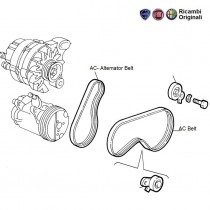 Aux Belts| 1.0 Petrol| Uno