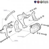 AC Compressor| 1.2| Palio| Siena