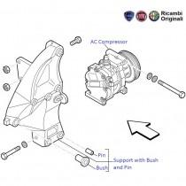 AC Compressor| 1.4TJet| Linea