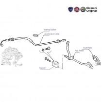 Pedal & Cable| Accelerator| 1.6| Palio| Siena| Adventure| Stile