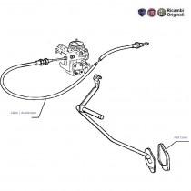 Pedal & Cable| Accelerator|  1.2| Uno