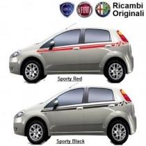 Fiat Punto: Body Decals