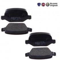 Brake Pad Kit| Rear| Linea| T-Jet