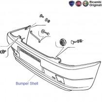 Fiat Uno: Front Bumper