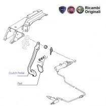 Clutch Pedal  1.1  Palio stile