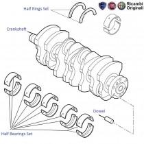 FiIAT Linea 1.3 MJD: Crankshaft