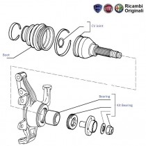CV Joint| 1.0| Uno