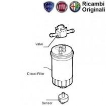 Diesel Filter| 1.9D| Palio| Petra| Adventure