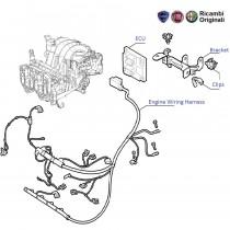 ECU & Engine Wiring| 1.2 FIRE| Punto
