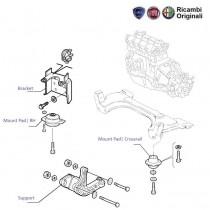 Engine Mounts  1.2  Palio  Siena