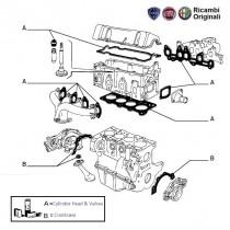 Engine Gasket kit|1.2| Palio| Siena
