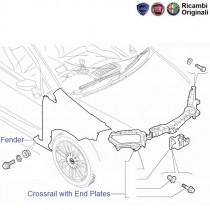 Fiat Linea front fender