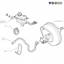 Brake Booster Non-ABS | 1.4 FIRE| Punto