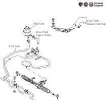 Pipes & Fluid Tank| Steering| 1.6| Palio Stile