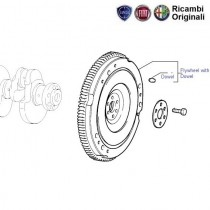 Flywheel  1.1  Palio stile