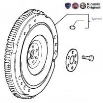 Flywheel  1.2  Palio  Siena