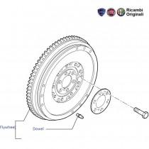 Flywheel  1.2 FIRE  Punto