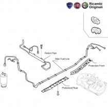 Fuel Line| 1.3 MJD| 75HP| Punto