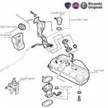 Fuel Pump & Tank| 1.1| Palio Stile