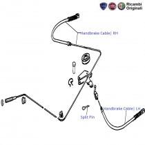 Handbrake Cables| Uno