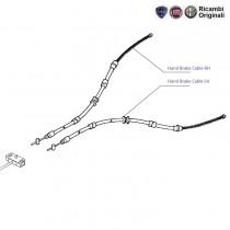 Handbrake Cables| Siena Weekend