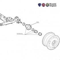Wheel Hub| Rear| Siena Weekend| Siena(Pre-2001)